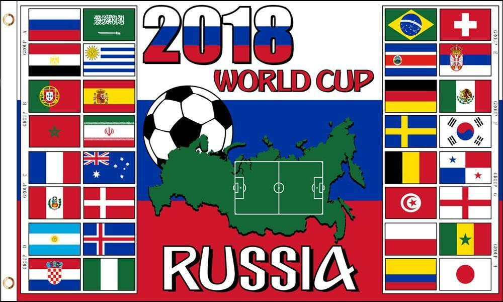 World Cup Country Flags & Bunting Wholesale Bulk Sets Brazil England 5x3 Hand