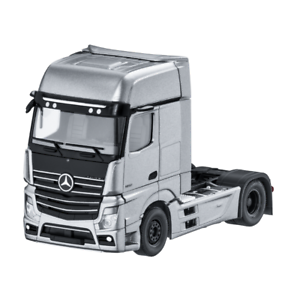Model Building Bp Trailer Truck Mercedes Imu 1:87 H0 Å Cars