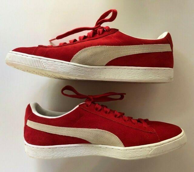 PUMA Suede Classic Shoes Trainers Men's