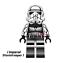 New-Star-Wars-Minifigures-Han-Solo-Obi-Wan-Darth-Vader-Luke-Yoda-Sith-Clone-R2D2 thumbnail 152