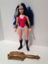 Vintage 1984 Golden Girl VULTURA Action Figure Doll by Galoob Loose W/Comb