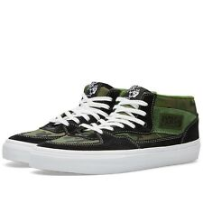 cdfff7d1eaf003 GOSHA RUBCHINSKIY X VANS HALF CAB Khaki Camo Men size US 7.5 NEW 100%  Authentic