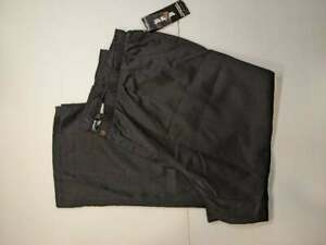 NEW Alia Petite Black Polyester Pants Women 20W NWT Closet117*