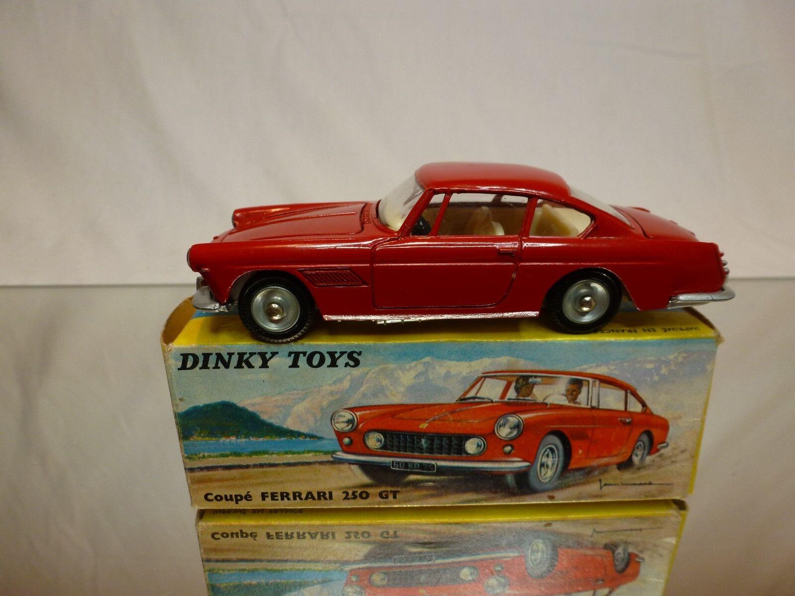 DINKY TOYS -  515 FERRARI 250 GT PININFARINA - VERY GOOD CONTITION  IN BOX