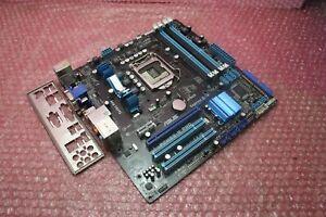 ASUS P7H55-M LGA1156 presa PRO MICRO ATX Scheda Madre con Schermatura I/O