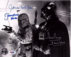 JAMES-EARL-JONES-DAVE-PROWSE-amp-JEREMY-BULLOCH-Signed-8x10-Photo-PSA-DNA-X81631