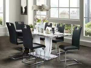 Summer Sale!! Sophisticated Style 5 Pc Dining Set Promotion Edmonton Area Preview