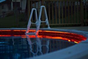 Pool outdoor light waterproof led lighting strip smd 5050 300 leds image is loading pool outdoor light waterproof led lighting strip smd mozeypictures Images