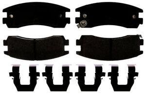 Disc Brake Pad Set-Specialty Police Metallic Disc Brake Pad Rear Raybestos