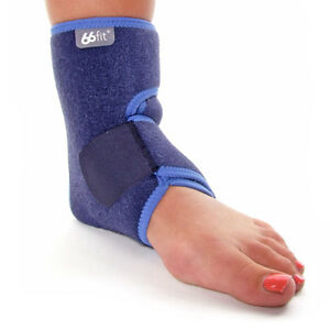 66fit-Elite-Ankle-Support-With-Figure-of-8-Strap-Sports-Injury-Pain-Relief