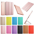 Slim Leather Case Smart Cover Stand For Apple iPad 2 3 4 Mini Air 1 2 Pro 9.7