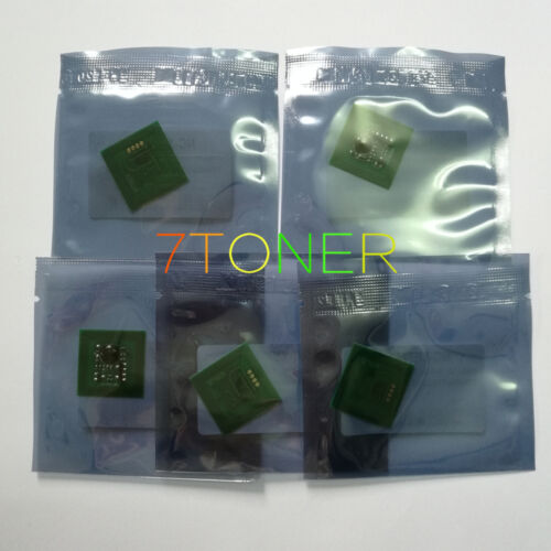 15 x Toner Chips For Xerox 550 560 570 006R01525 006R01526 006R01527 006R01528