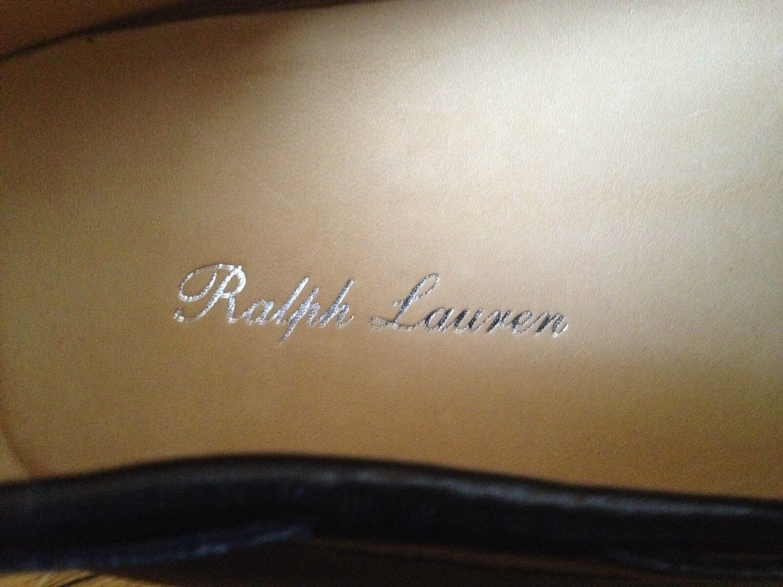 RALPH LAUREN PURPLE LABEL MOKASSINS SCHWARZ BUSINESS LEDER SCHWARZ MOKASSINS  US11.5 EUR 45 UK10.5 6b69f9