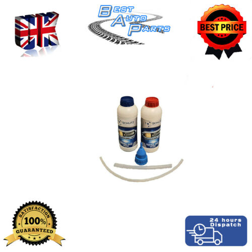 FORD DIESEL PARTICULATE FILTER DPF FLUID AND REFILL KIT 1L 9678033680