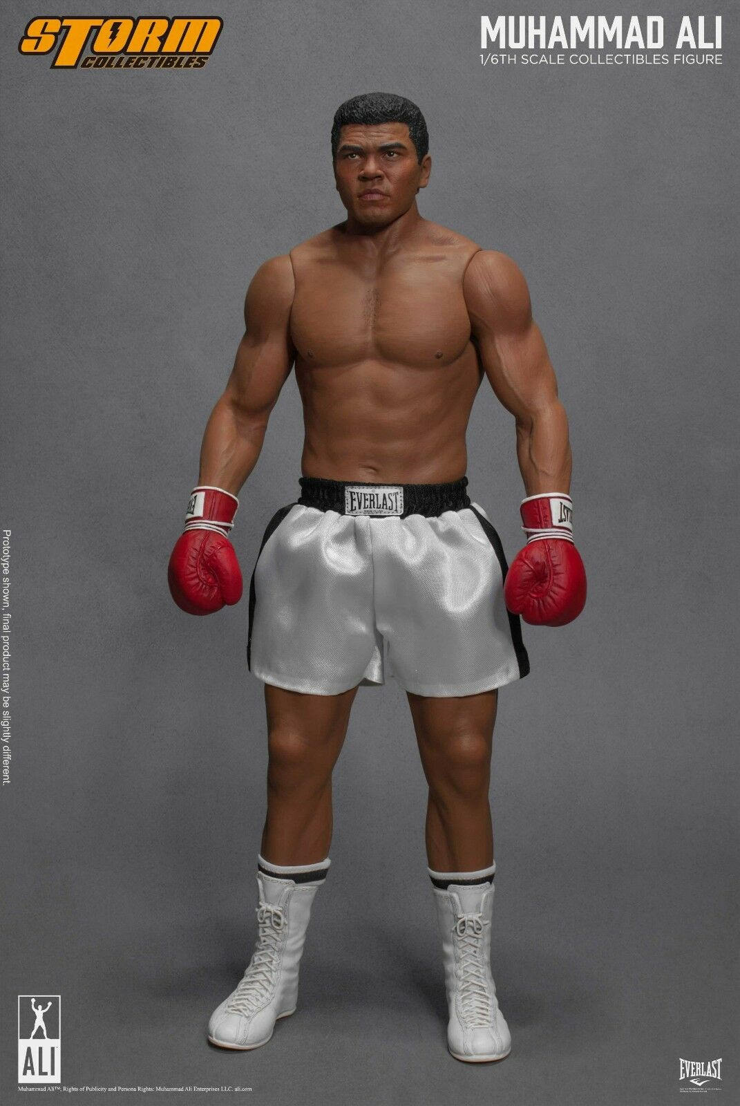 Muhammad Ali Figure 1 6 Scale Storm Collectibles  The Greatest Muhammad Ali