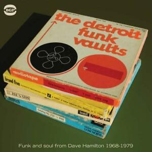 DETROIT-FUNK-VAULTS-Funk-And-Soul-From-Dave-Hamilton-1968-79-NEW-amp-SEALED-CD-BGP