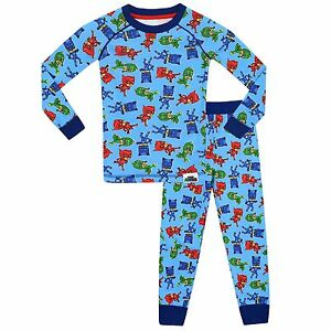 Exceptional Image Is Loading PJ MASKS Pyjamas Boys PJ Masks Pyjamas Set