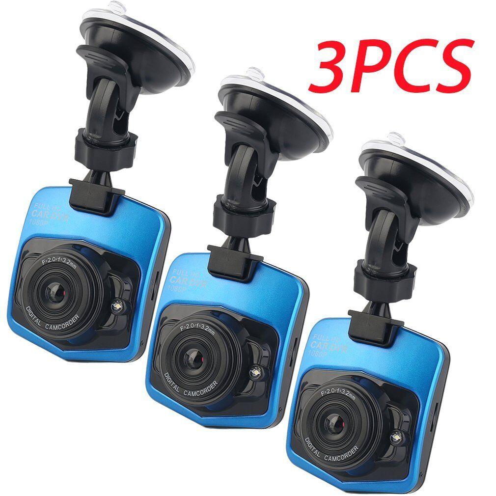 "s-l1600 3 X 12V GT300 2.4"" LCD Full HD 1080P Car DVR Camera Video Recorder Dash Cam Blue"