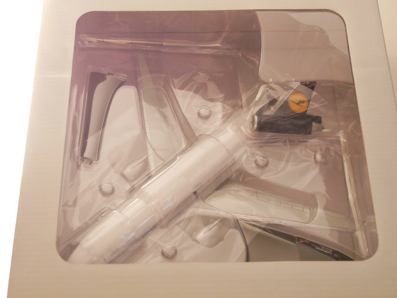 HERPA LUFTHANSA MC DONNELL DOUGLAS DC 10-30 D-ADFO FÜRTH  ART. 552301 1 200 NEW