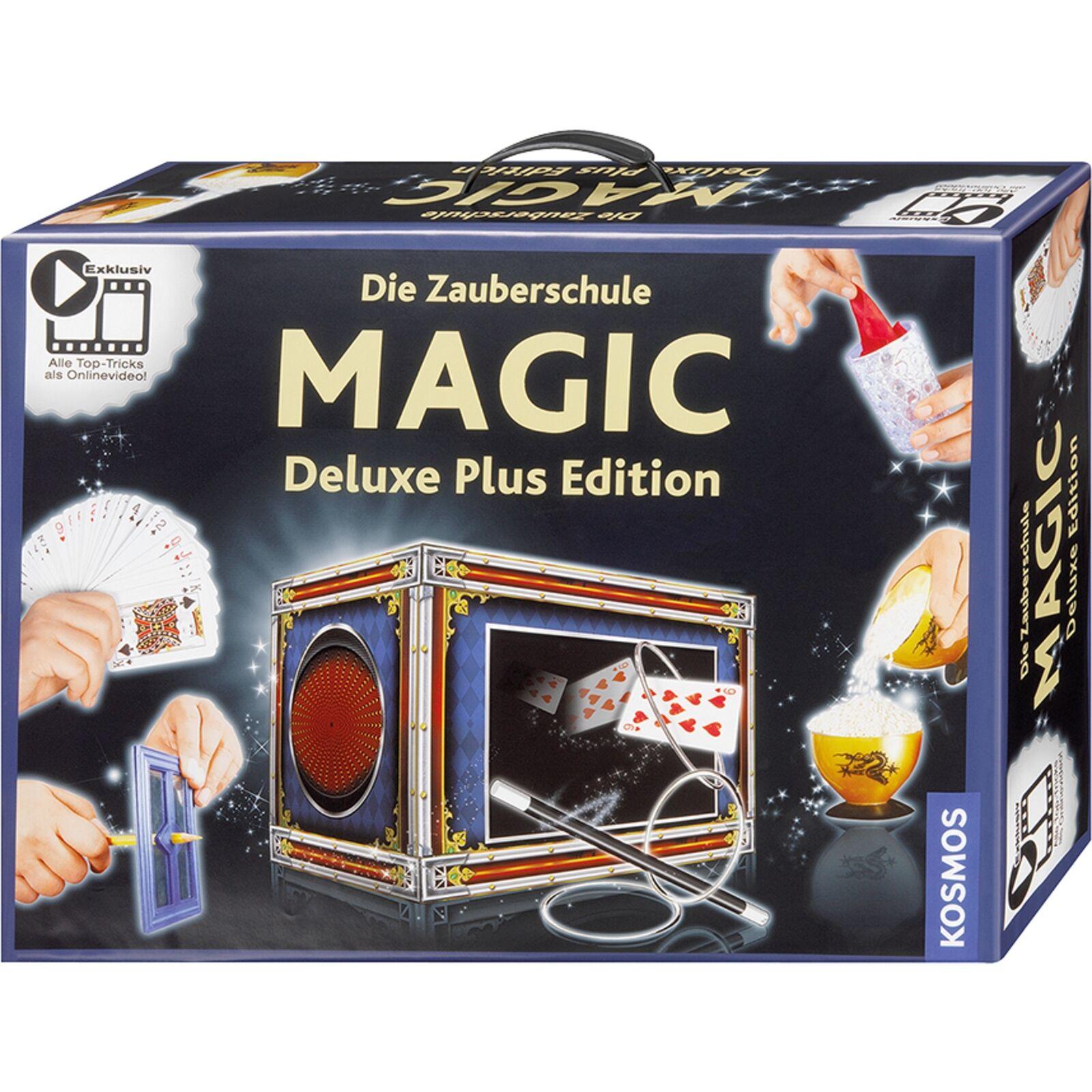 Kosmos Zauberschule Magic Deluxe Plus, Zauberkasten