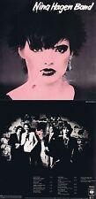 """Nina Hagen Band Werk von 1978! Elf Songs! Mit """"TV-Glotzer"""" und """"Pank""""! Neue CD!"""