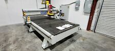 Multicam Mg 205 Cnc Router 10hp Hsk63 With 8 Position Tool Changer
