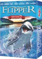 FLIPPER THE NEW ADVENTURES SEASON 2 New Sealed 5 DVD Set Jessica Alba