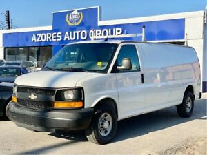 2015 Chevrolet Express Extended 155 Wheel Base 2500|Like New!|CleanCarfax