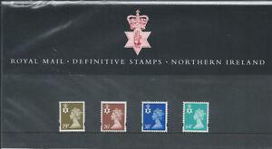 GB-Presentation-Pack-47-1999-Regional-Definitives-Northern-Ireland