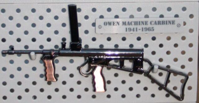 4c1634ca65c 1 6 Scale Australian Army L1a1 SLR Rifle - Die Cast Zinc Digger .