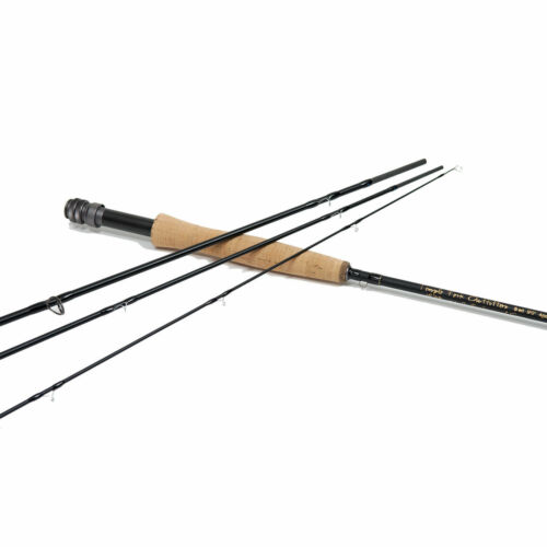TFO Temple Fork Outfitters Lefty kreh Pro Series Signature 2 4pc DA VIAGGIO FLY ROD