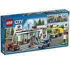 LEGO 6137209 City Town 60132 Service Station Building Kit (515 Piece)