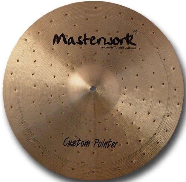 Masterwork Jazz Pointer 18  Ride