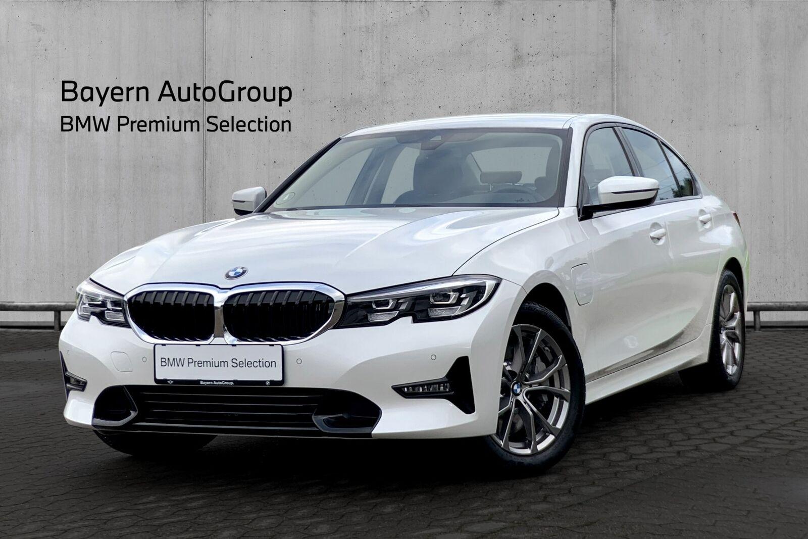 BMW 330e 2,0 Sport Line aut. 4d - 435.000 kr.