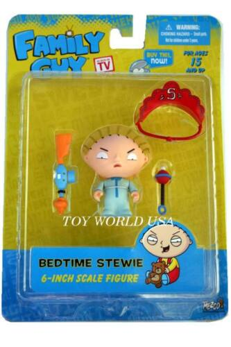 Mezco Family Guy BEDTIME STEWIE Series 2 Figure