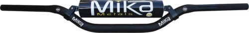 "MIKA METALS 7075 PRO SERIES OVERSIZE HANDLEBAR BLACK 1-1//8/"""