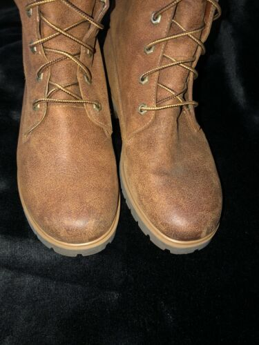 Inch 14 7 Premium Marrone Uk Boots Timberland Up Lace d5KT6cH5Oa