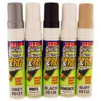 Large Grout Colorant Markers - Update Grout - Colored Grout Pens 5 Colors