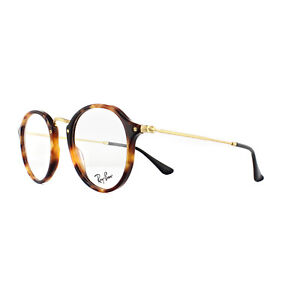 8cfd657f0ae Image is loading Ray-Ban-Glasses-Frames-2447V-5494-Havana-Gold-