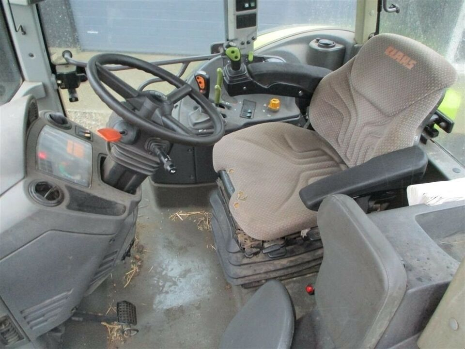 CLAAS, ARES 657 ATZ Med frontlift, timer 5513
