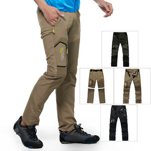 6490a2bc74 Men outdoor quick-drying detachable pants Summer thin section hiking ...