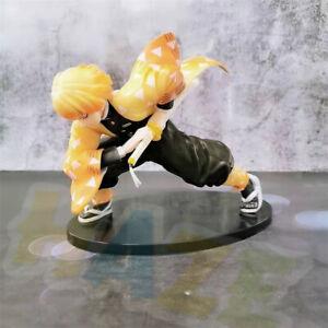 Demon-Slayer-Kimetsu-no-Yaiba-Zenitsu-Agatsuma-Figure-Anime-Toys-Collection-PVC