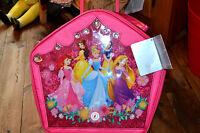 Princesse Trolley Valise Neuf Disney Boutique Valise Qui S'allume Inedit Mondial