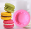 Macaron-Silicone-Mold-Soap-Fondant-Sugarcraft-Mould-Baking-Cake-Decoration-Tools thumbnail 2