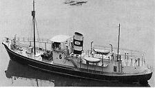 WALFANGBOOT. Harpunierboot von 1938. Bauplan