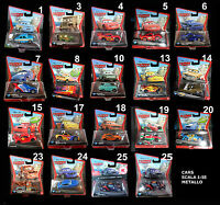 Cars 3 - Personaggi in Metallo modellini auto collezione Disney scegli il pers.