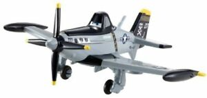 Mattel-Disney-Planes-Die-Cast-Vehicle-Jolly-Wrenches-Navy-Dusty-Crop-Hopper