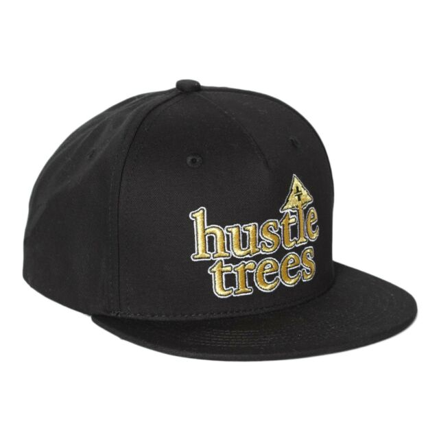 Buy Hustle Trees Lighter Snapback - Black 16hta2501 online  b21db31b486