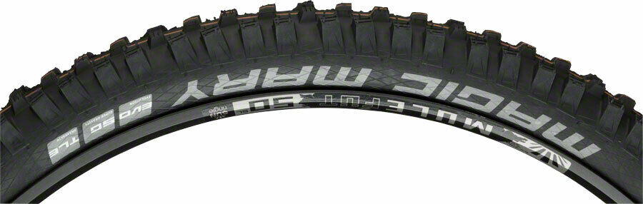 Schwalbe Magic Mary Tire  27.5 x 2.35&Evolution Line, Addix Soft Compou