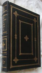 Henry-Adams-Education-of-Henry-Adams-FULL-LEATHER-Ltd-Ed-FRANKLIN-LIBRARY-1980
